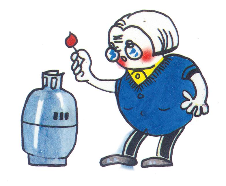 消防安全—防火十法